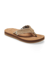 Sanuk Fraid Not Flip Flop (Men)