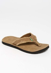 Sanuk 'Fraid Not' Flip Flop (Men)