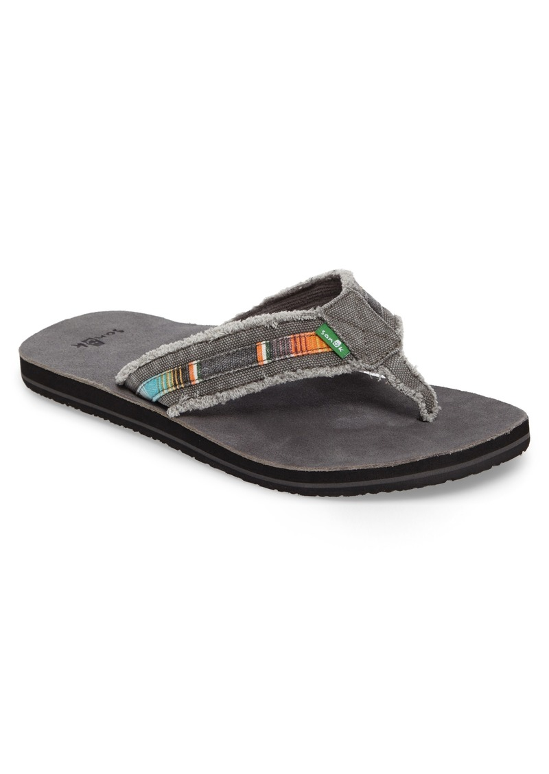 8b939c64e9f Sanuk Sanuk Fraid So Flip Flop (Men)