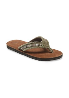 Sanuk Fraid So Flip Flop (Men)