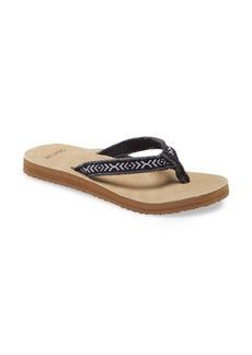 Sanuk Fraidy Flip Flop (Women)