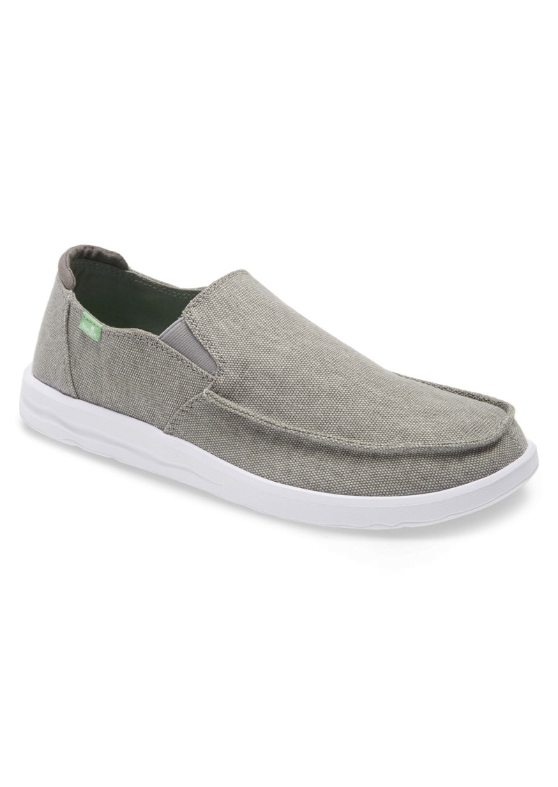Sanuk Hi Five Slip-On Sneaker (Men)
