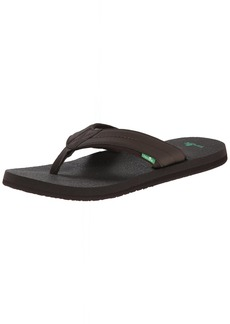 Sanuk Men's Beer Cozy 2 Sandal  12 M US