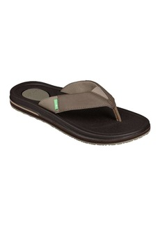 Sanuk Men's Beer Cozy 3 Sandal