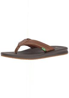 Sanuk Men's Brumeister Primo Flip Flop
