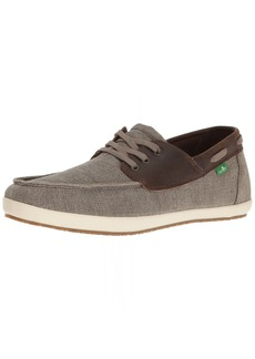 Sanuk Men's Casa Barco Boat Shoe   M US