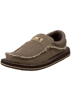 Sanuk Men's Chiba Big & Tall Slip-On