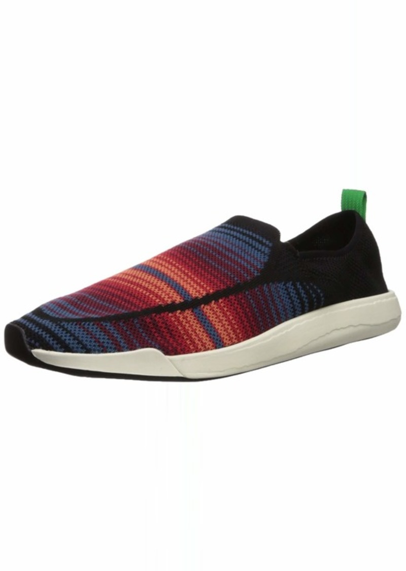 Sanuk Men's Chiba Quest Knit Shoe   M US