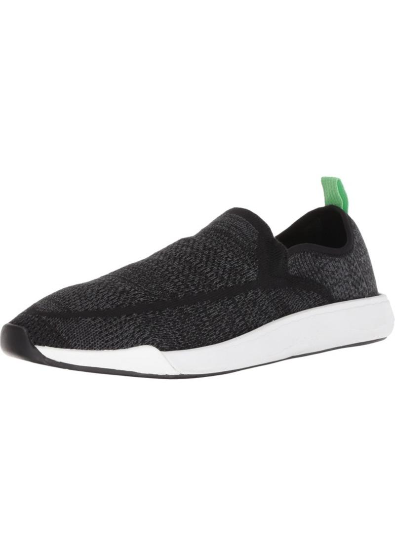 Sanuk Men's Chiba Quest Knit Sneaker black  M US