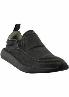 Sanuk Men's Chiba Quest Sneaker Black  M US