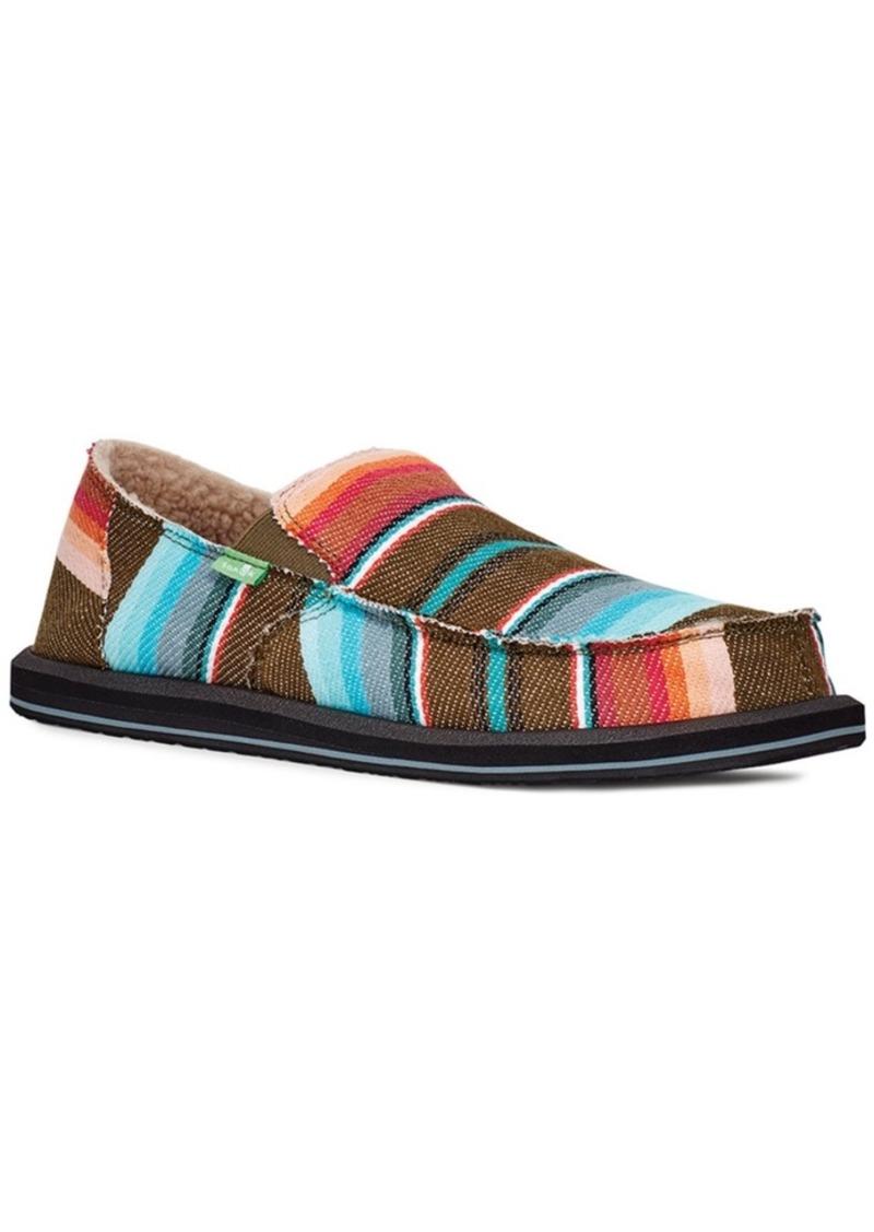 Sanuk Men's Donny Chill Loafers Men's Shoes