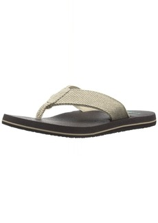 Sanuk Men's M Beer Cozy Ultra Tx Flip Flop