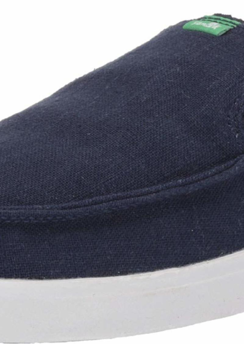 Sanuk Pick Pocket Slip-On Linen