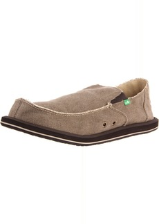Sanuk Men's Vagabond Big & Tall Slip On