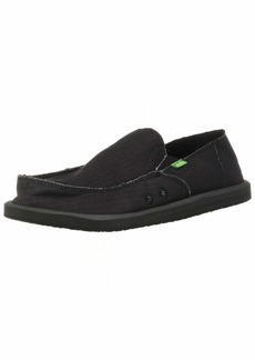 Sanuk Men's Vagabond Chill Loafer Flat