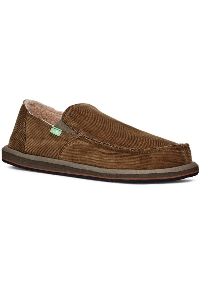 Sanuk Men's Vagabond Chill Loafers Men's Shoes