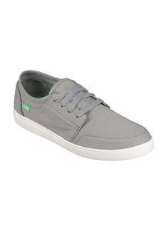Sanuk Men's Vagabond Lace Twill Sneaker