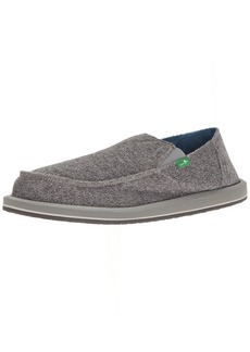 Sanuk Men's Vagabond MESH Loafer