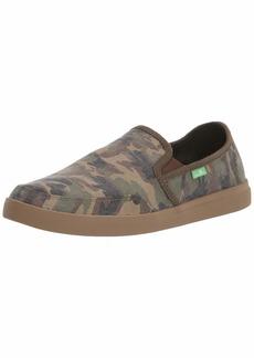 Sanuk Vagabond Slip-On Sneaker   D (M)
