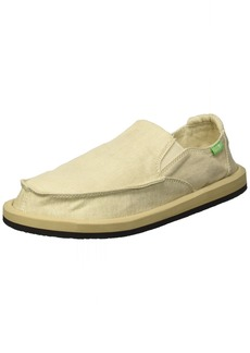 Sanuk Men's Vagabonded Loafer Flat