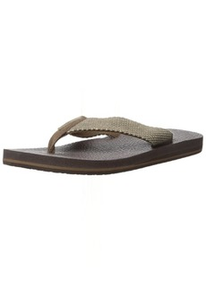 Sanuk Men's Yogi 4 Flip Flop  9 M US