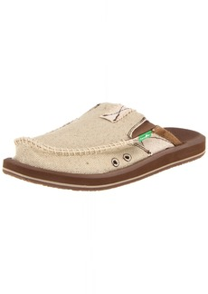 Sanuk Men's You Got My Back II Big & Tall Slip On