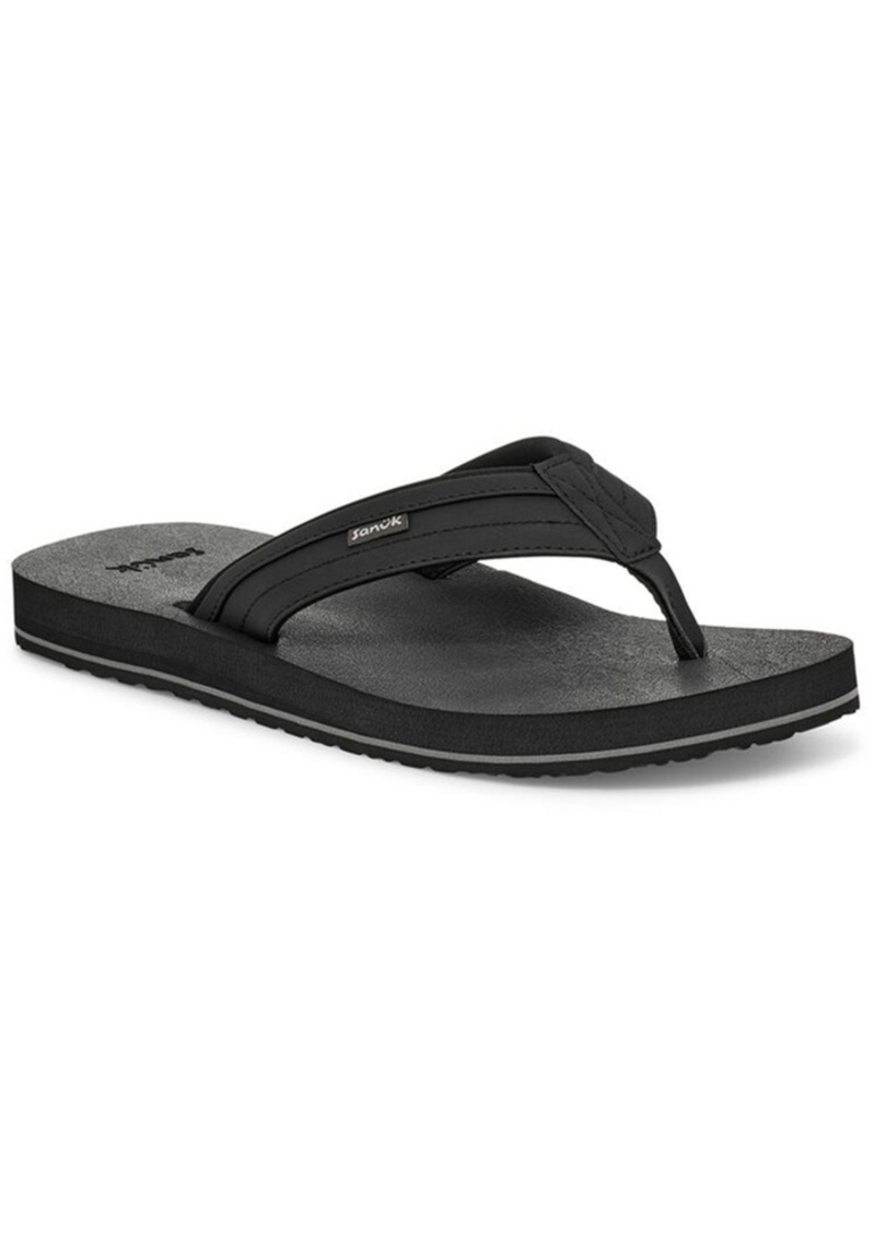 Sanuk Men's Ziggy Flip-Flop Sandals Men's Shoes