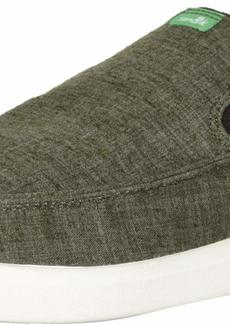 Sanuk Pick Pocket Slip-On Hemp   D (M)