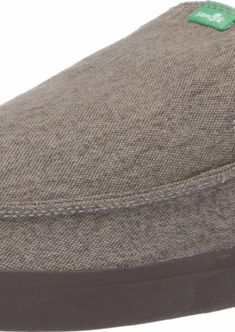 Sanuk Pick Pocket Slip-On Sneaker   D (M)