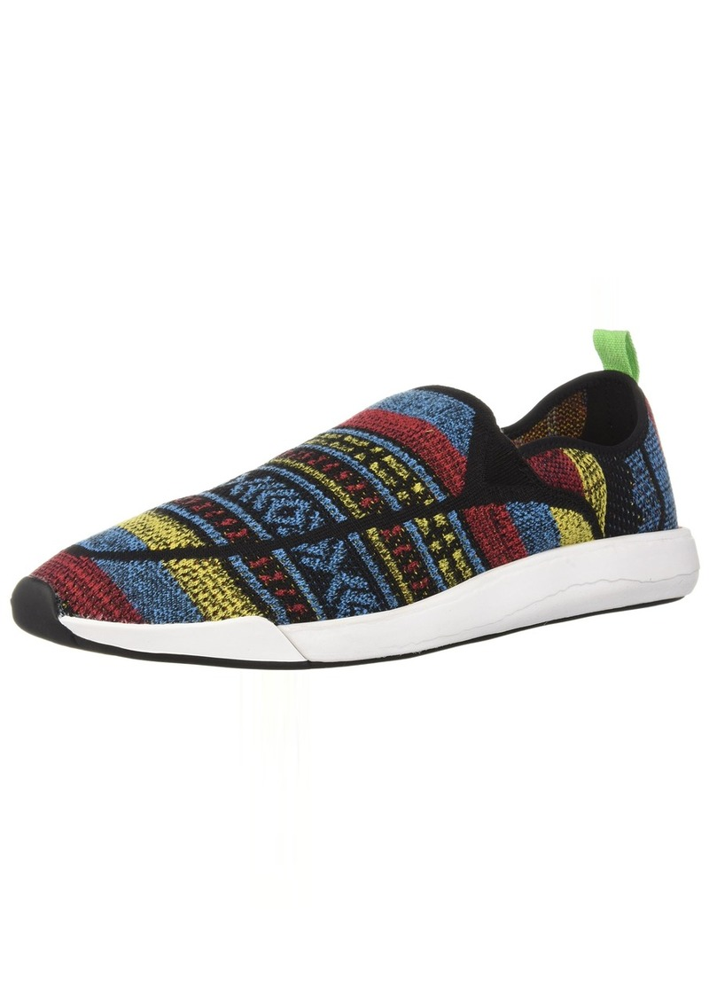 Sanuk Unisex Chiba Quest Knit Sneaker  9 US Men /  US Women