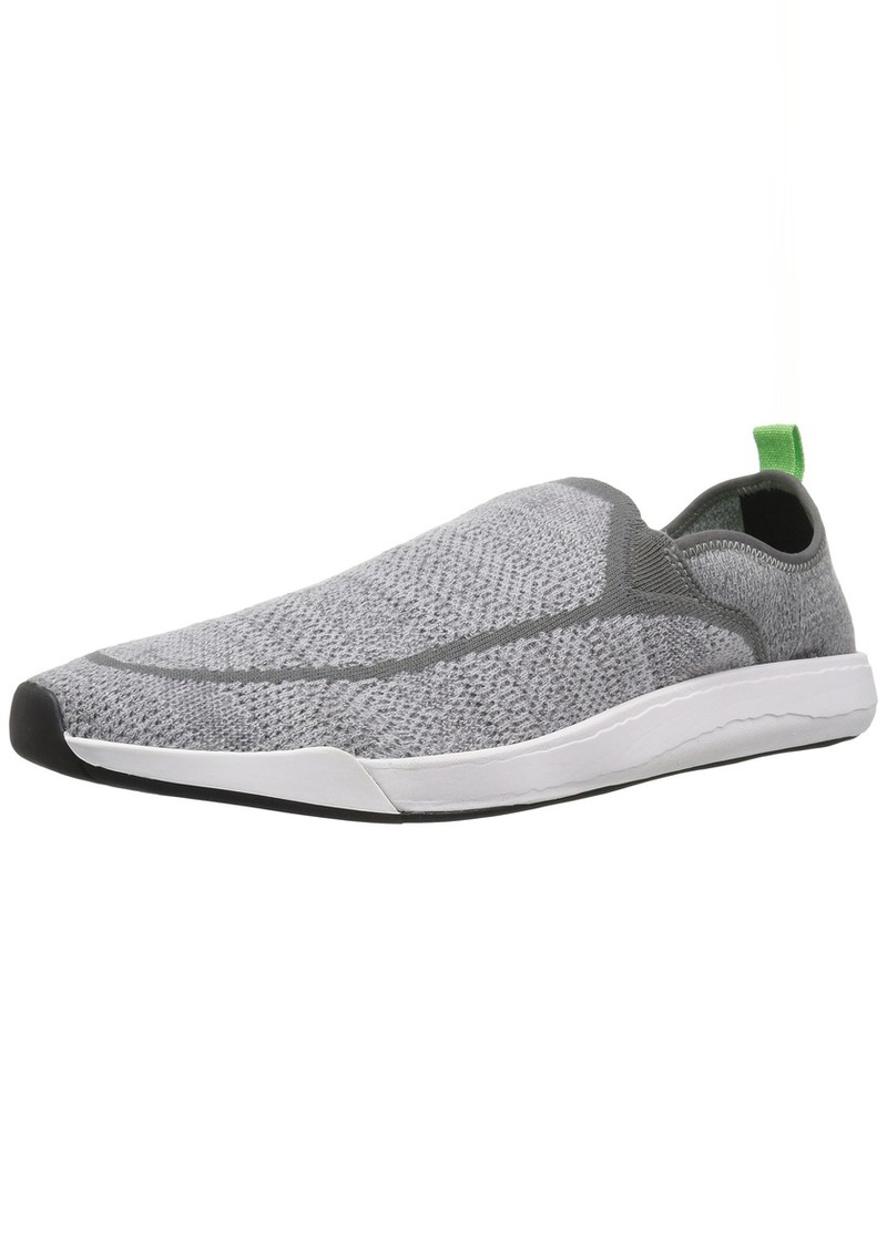 Sanuk Unisex Chiba Quest Knit Sneaker  10 US Men / 11 US Women