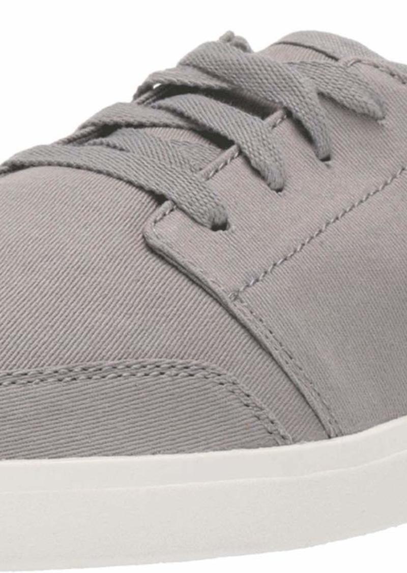 Sanuk Men's Vagabond Lace Twill Sneaker   M US