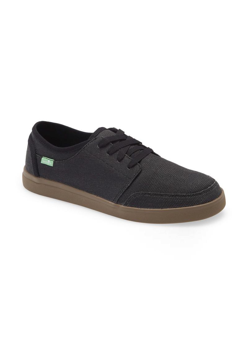 Sanuk Vagabond Lace-Up Sneaker (Men)