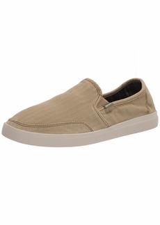 Sanuk Vagabond Slip-On Sneaker Wash   D (M)