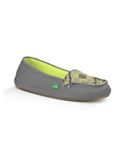 Sanuk Women's Cross Stitch Shoe
