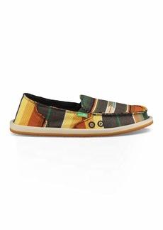 Sanuk Women's Donna Blanket Shoe   M US