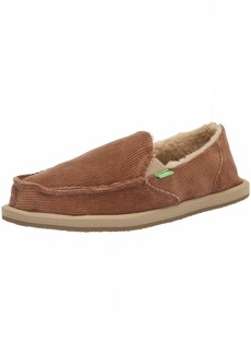Sanuk Women's Donna Chill Cord Loafer Flat