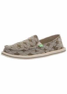 Sanuk Women's Donna Quilt Loafer Flat