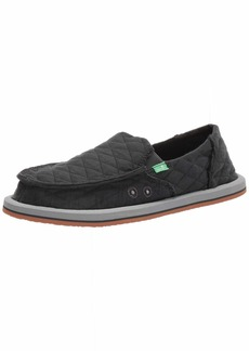 Sanuk Women's Donna Quilt Shoe   M US