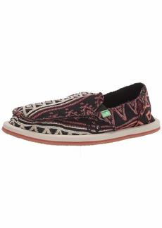 Sanuk Women's Donna San Juan Shoe san Juan Black Multi  M US