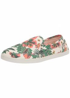 Sanuk womens Pair O Dice Floral Sneaker   US