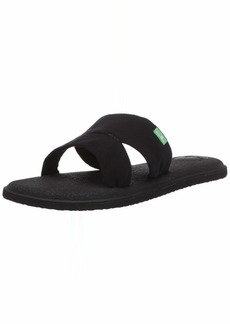 Sanuk Women's Yoga Mat Capri Sandal   M US