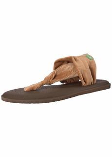 Sanuk Women's Yoga Sling 2 Corduroy Sandal   M US