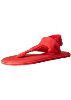 Sanuk Women's Yoga Sling 2 Solid Vintage Flip-Flop  0 M US