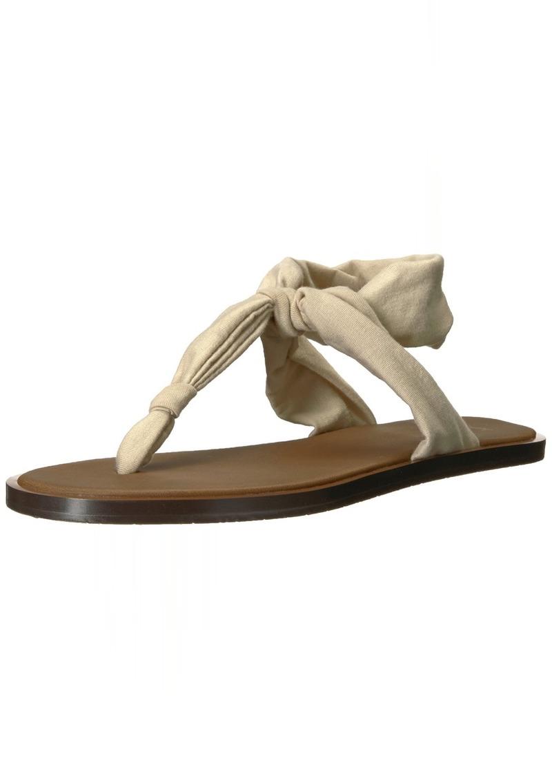 Sanuk Women's Yoga Sling Ella Lx Flip-Flop  0 M US