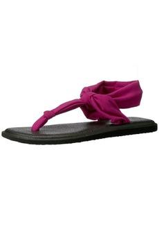 Sanuk Women's Yoga Sling Ella Sandal 2018   M US