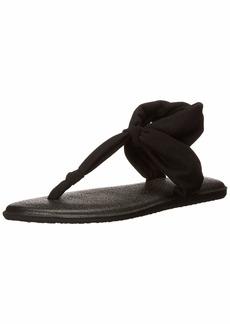 Sanuk Women's Yoga Sling Ella Sandal   M US
