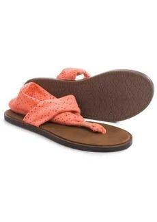 Sanuk Yoga Devine Sandals (For Women)