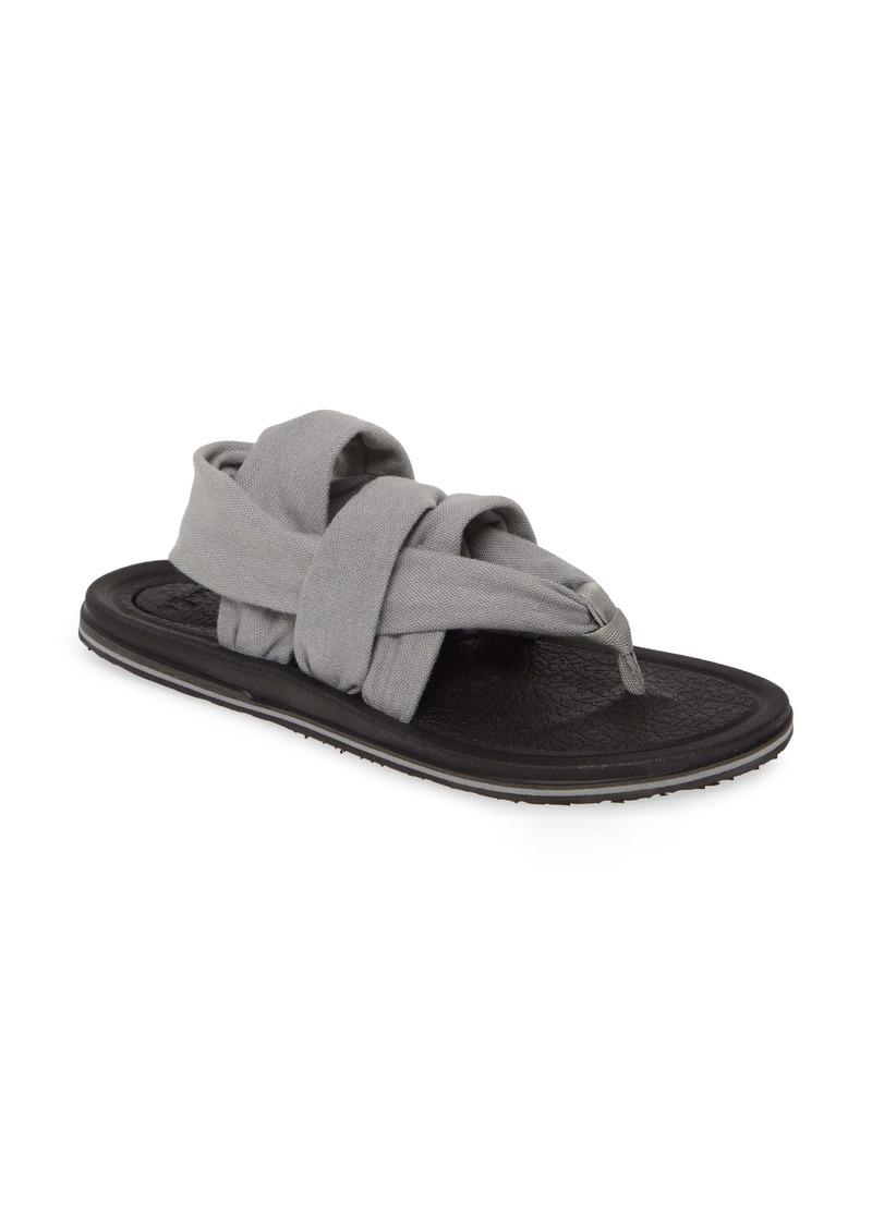 Sanuk Yoga Sling 3 Strappy Sandal (Women)