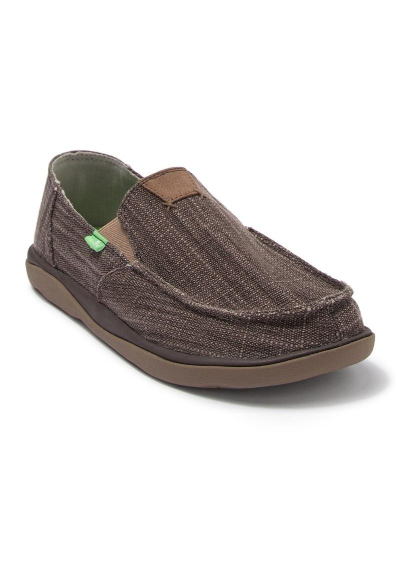 Sanuk Vagabond Tripper Slub Slip-On Sneaker